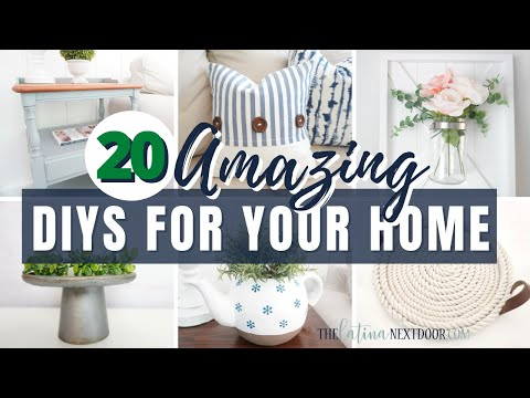 TOP 20 HIGH END INSPIRED DIYs  *BEST EVER AND BUDGET FRIENDLY*