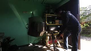 mesin aduk  pencampur bumbu yashmesin tabur keripik mesin molen  hexagon