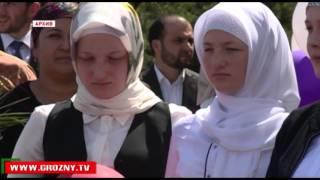 Рамзан Кадыров с супругой проверили успеваемость сыновей по итогам второй четверти