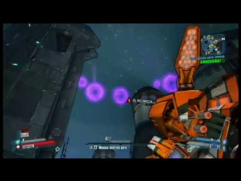 Borderlands 2 ITA 167  Pimpernel Glitch/2: studio build + Hyperius