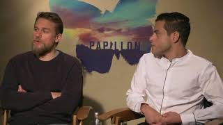 Charlie Hunnam talks to Harkins Behind the Screens