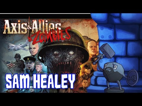 Axis & Allies & Zombies Review with Sam Healey
