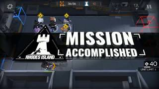 12F  - (Arknights) - [Arknights] Operation 1-3 Level 1 Squad (Plan B-12F)