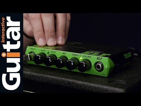 Trace Elliot ELF Bass Amplifier | Review