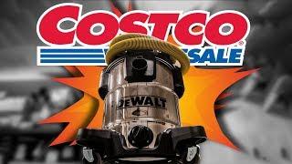 DeWalt DXV10SA Wet/Dry Vac from COSTCO (Is it WORTH It?!?)