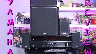 YAMAHA YHT-4920UBL UNBOXING+REVIEW