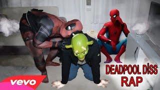 Deadpool - DİSS RAP