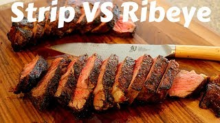 What is better new york strip or ribeye