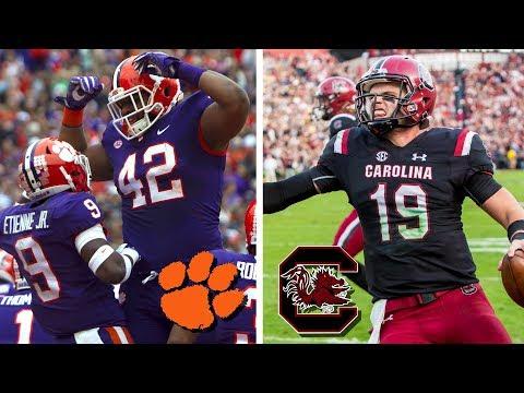 Clemson vs. South Carolina Preview: A Rivalry 'As Intense As Anywhere'