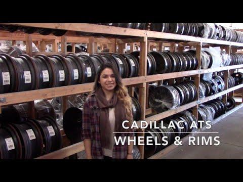 Factory Original Cadillac ATS Wheels & Cadillac ATS Rims – OriginalWheels.com