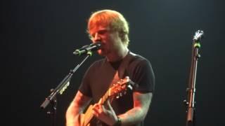 Ed Sheeran - Take It Back/Supersition/Ain't No Sunshine  @ Le Bataclan, Paris 27/11/14