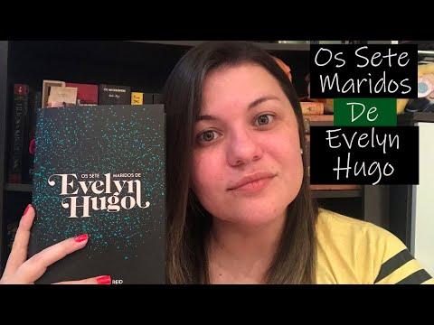 Os Sete Maridos de Evelyn Hugo | Taylor Jenkins Reid | #4 - Aline do Prado