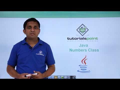 Java - Numbers Class