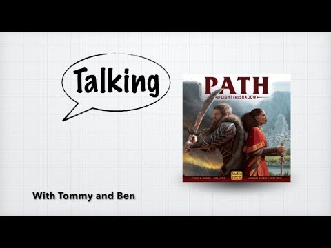 Talking Path of Light and Shadow