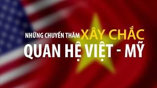 Quan Hệ Việt   Mỹ Nhìn Từ Những Chuyến Thăm Lịch Sử