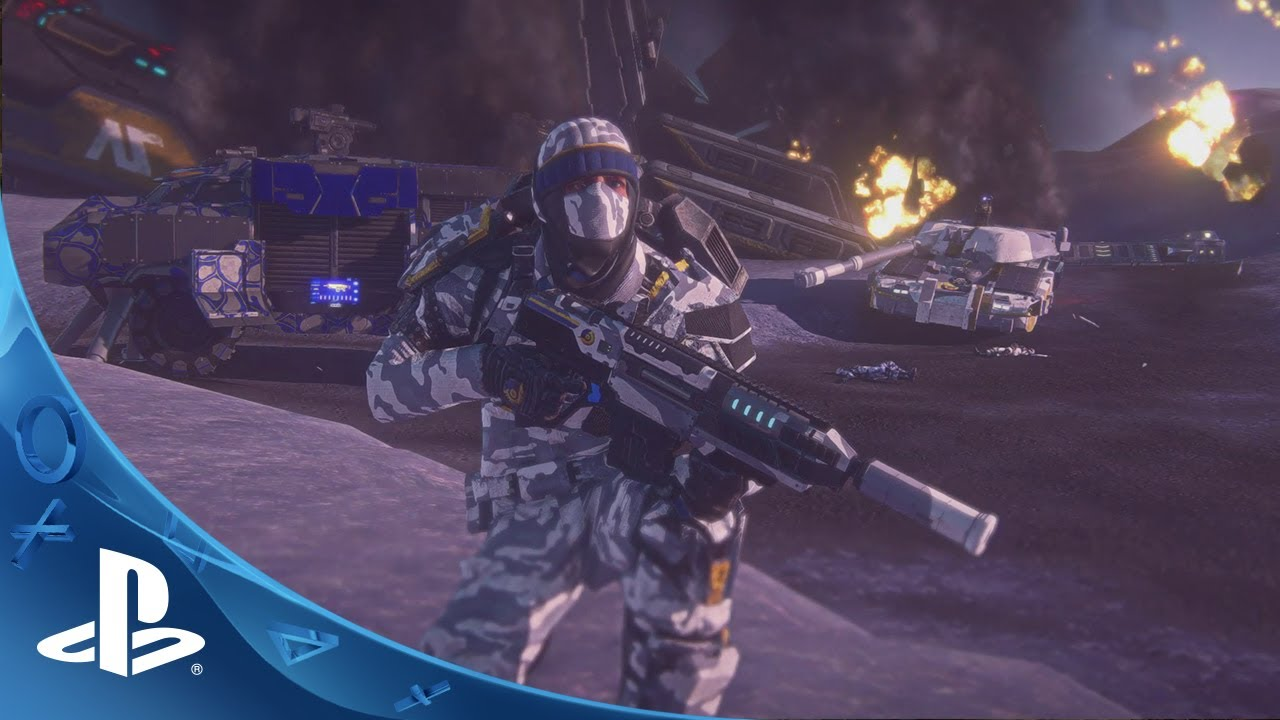 Planetside 2 PS4 Update