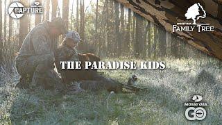Paradise Family Tree - Mossy Oak - Turkey Hunting