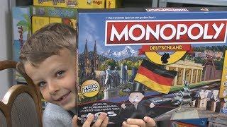 Monopoly Deutschland (Hasbro) - ab 8 Jahre - Zuschauerwunsch - spielt man das noch?