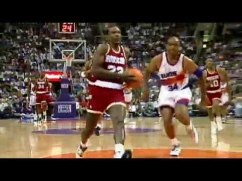 Michael Jordan and Reggie Miller Highlight the Top 10 Plays of the Week - May 13, 1995.