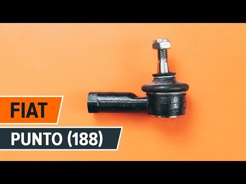 Come sostituire la testina sterzo su FIAT PUNTO TUTORIAL   AUTODOC