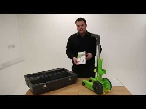 What's in the Box - Rocol Easyline® Edge Line Marking Applicator | Seton UK