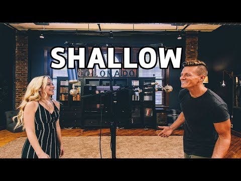 Lady Gaga, Bradley Cooper - Shallow (A Star Is Born) Madysyn Rose Cover Ft. Tyler Ward Mp3