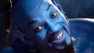 Disney Breaks Silence On Will Smith Genie