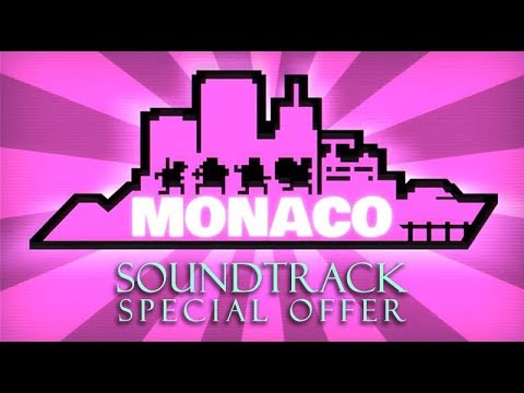 The Monaco Soundtrack Is Gonna Be A Whole Thing