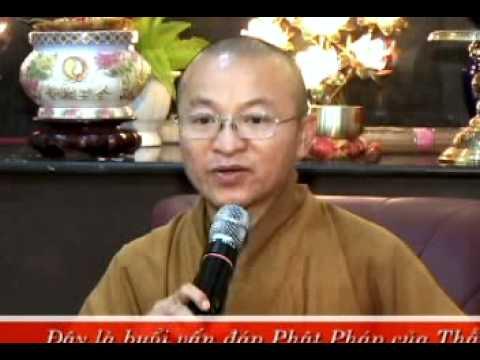 Vấn đáp: Các Thắc Mắc Về Cải Đạo Và Lâm Chung (11/07/2009)