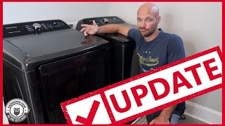 Samsung Top Load Washer and Dryer | Appliance Dad Review