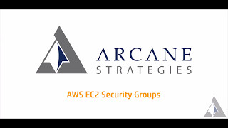 AWS EC2 Security Groups Tutorial