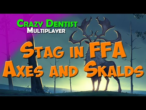 Northgard Stag clan in FFA | Axes and Skalds