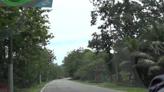 preview picture of video 'Langkawi Island Roads'