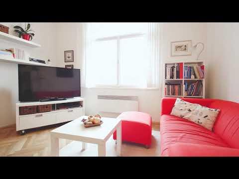 Video Prodej bytu 2+kk v osobním vlastnictví 50 m², Praha 2 - Nusle