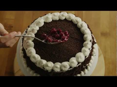 How To Make Black Forest Cake | Allrecipes.com