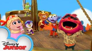 Pirate Quest!   Muppet Babies   @Disney Junior