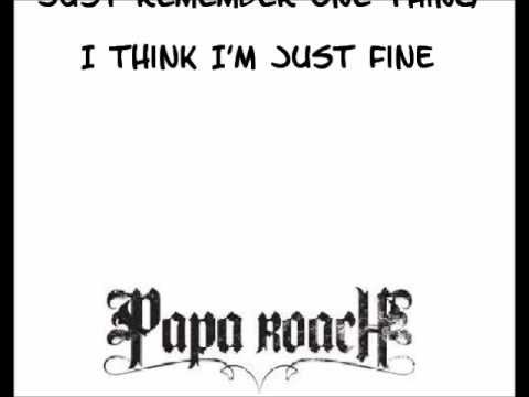 Download Time Is Running Out Papa Roach Lyrics Acoustic By