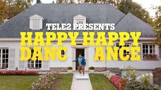 <h5>Tele2: Happy Happy Dance Dance <br> Henry Scholfield / Caviar Content</h5>