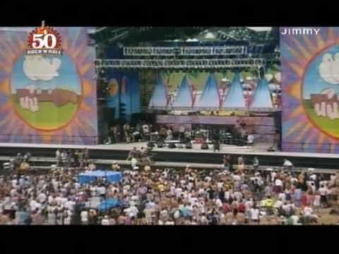 Zucchero - L'urlo (live at Woodstock,1994).avi