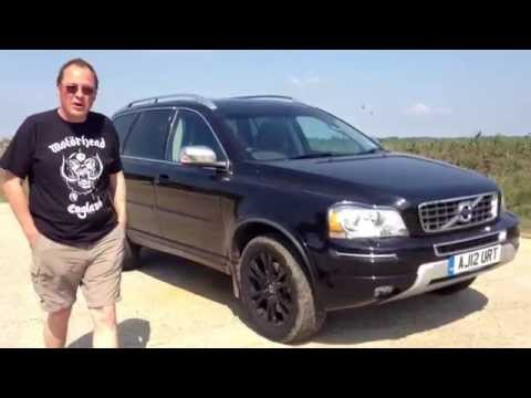 Volvo XC90 2013 - 3 minute review