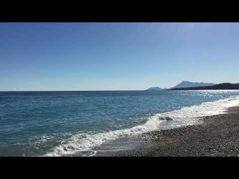 """Турция 2018 Средиземное Море """"Пляжный Курорт"""""""