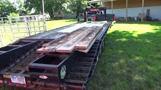 HORSE STALL BUILDING PART3