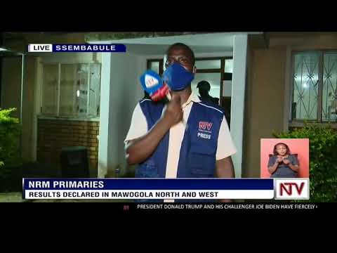 NRM PRIMARIES: Godfrey Kaguta wins in Mawogola north