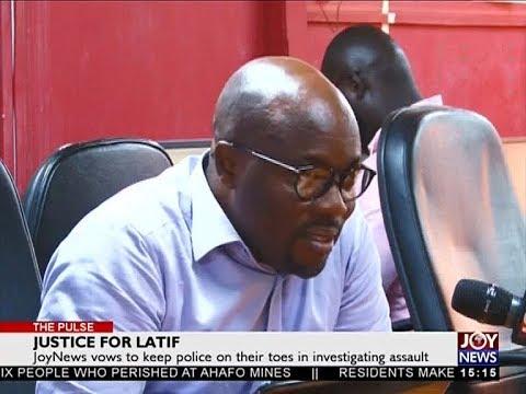Justice for Latif - The Pulse on JoyNews (9-4-18)
