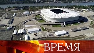Кто строит стадион в ростове на дону к чм 2020