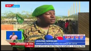 AMISOM reveals plans to leave Somalia and let federal government to take over