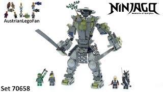 Lego Ninjago 70658 Oni Titan - Lego Speed Build Review