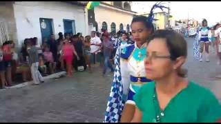 """Fanfarra Olga Barreto em Sao Cristovao""😍"