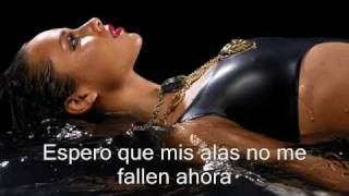 Alicia Keys - How its feel to Fly (Sub. Español)