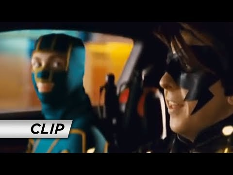 Kick-Ass (Clip 'Meet the Mistmobile')